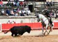 Elmo uno de los caballos estrella de la cuadra de Leonardo Hernández