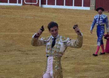 Dos orejas de González-Ecija en Antequera
