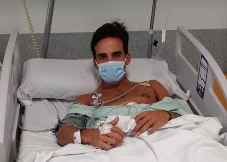Gonzalo Caballero, operado de nuevo tras una complicación de la cornada de Madrid
