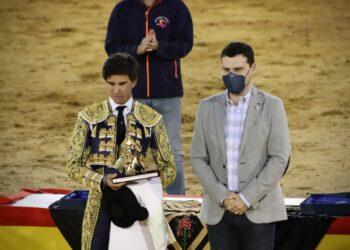 Alejandro Peñaranda, ganador del Certamen 'Promesas de Nuestra Tierra'