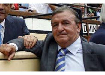 Juan Manuel Delgado, Presidente del Club Taurino de Bilbao y miembro de la Junta Administrativa de la plaza de toros de Vista Alegre