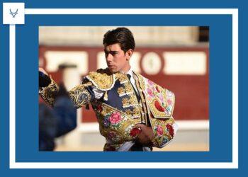 Mario Sotos, alternativa en Castellar de Santiago