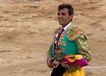 Miguel Tendero, oreja del cuarto (Directo: Almoguera)