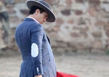 Suspendida la encerrona de Víctor Puerto en Las Virtudes