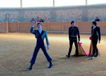 Ruben Núñez, Cantinuevo, Guadalajara busca torero