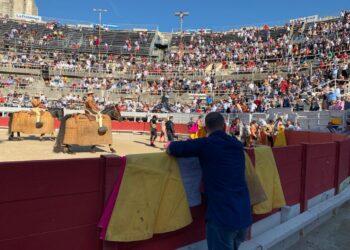La corrida concurso de Arles, con El Juli, Ureña y Salenc, al detalle (Directo: Arles)