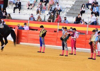 Ernesto Marín y Manuel Casado triunfadores de la mixta sin caballos en Granada