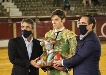 González Écija, Úbeda, Jaén, Final Escuelas Taurinas de Andalucía