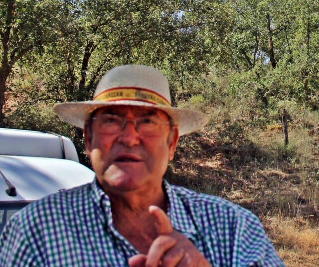 Fallece el ganadero Felipe Gómez Espada propietario de la ganadería Valdosancho