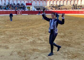 Ana Rita, triunfa en Torralba de Calatrava