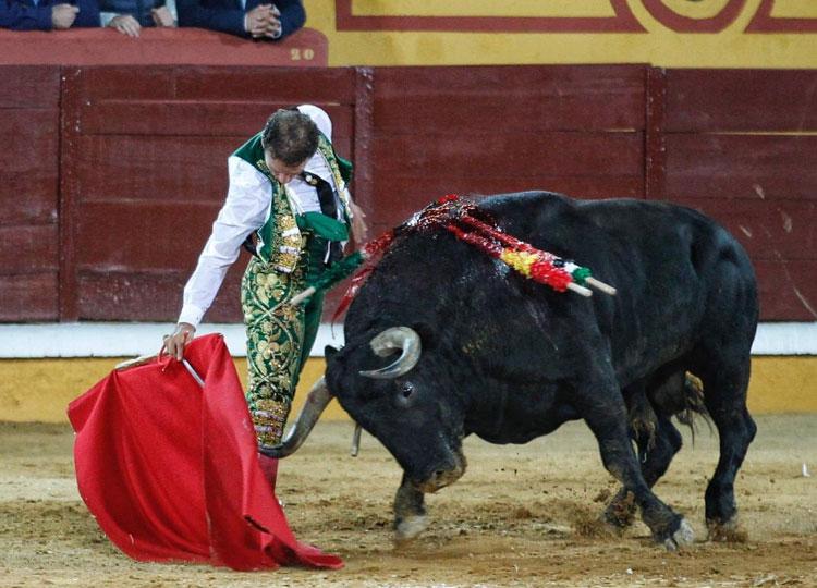 Antonio Ferrera: 'Me siento un privilegiado por pertenecer a un mundo tan maravilloso como es el toreo'