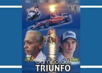Camino del triunfo, cartel, Lima de Estepona, Cristian Climent
