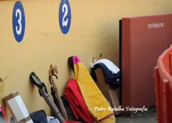 Novillada internacional de escuelas taurinas, Moita 25 octubre 2020