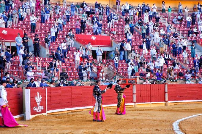 Córdoba, Morante de la Puebla, Juan Ortega, Día de la Hispanidad