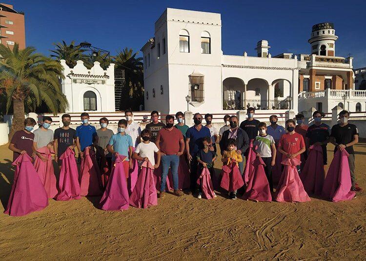 La Escuela Taurina de Sevilla inicia un nuevo curso