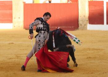 Finito de Córdoba indulta a 'Doctor', un excepcional toro de Zalduendo (Directo: Antequera)