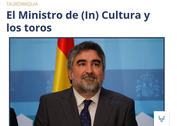Fernando Primo, catedrático de literatura y crítico taurino: artículo de opinión en memoria de Uribes