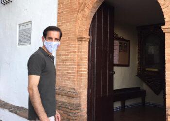 Juan Ortega peregrina a Las Ermitas de Córdoba
