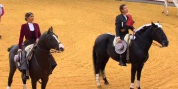 La corrida de rejones de Montoro, con Leonardo y Lea, al detalle (Directo: Montoro)