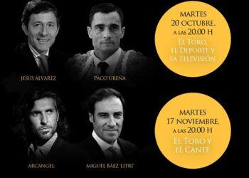 Mano a mano, Fundación Cajasol, Paco Ureña, Miguel Báez 'Litri', Arcángel, Jesús Álvarez