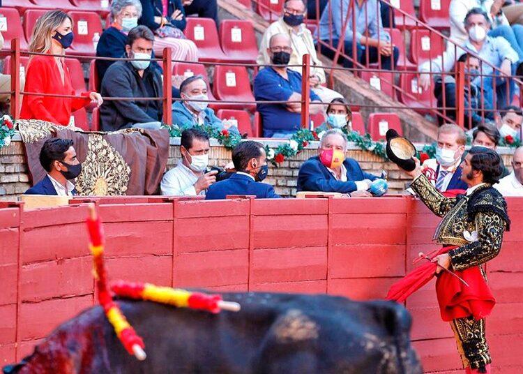 Cayetana Álvarez de Toledo, Córdoba, Morante de la Puebla, Juan Ortega, Día de la Hispanidad