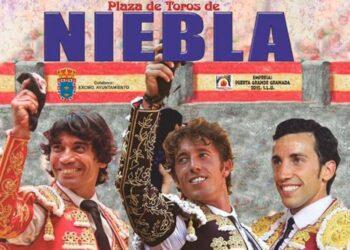 Niebla, Huelva, Puerta Grande, Curro Díaz, Manuel Escribano, David de Miranda