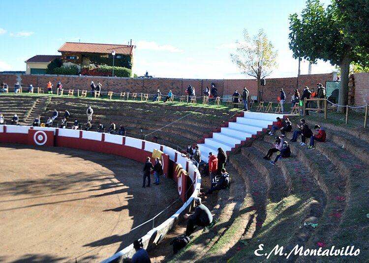 Circuito de Novilladas, Sin Caballos de Castilla y León, Soria, Quintana Redonda,