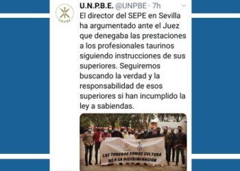 Unión Nacional de Picadores y Banderilleros Españoles, SEPE, Sevilla