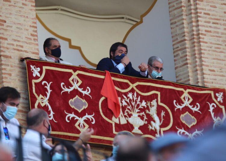 Galería fotográfica de la corrida de Antequera
