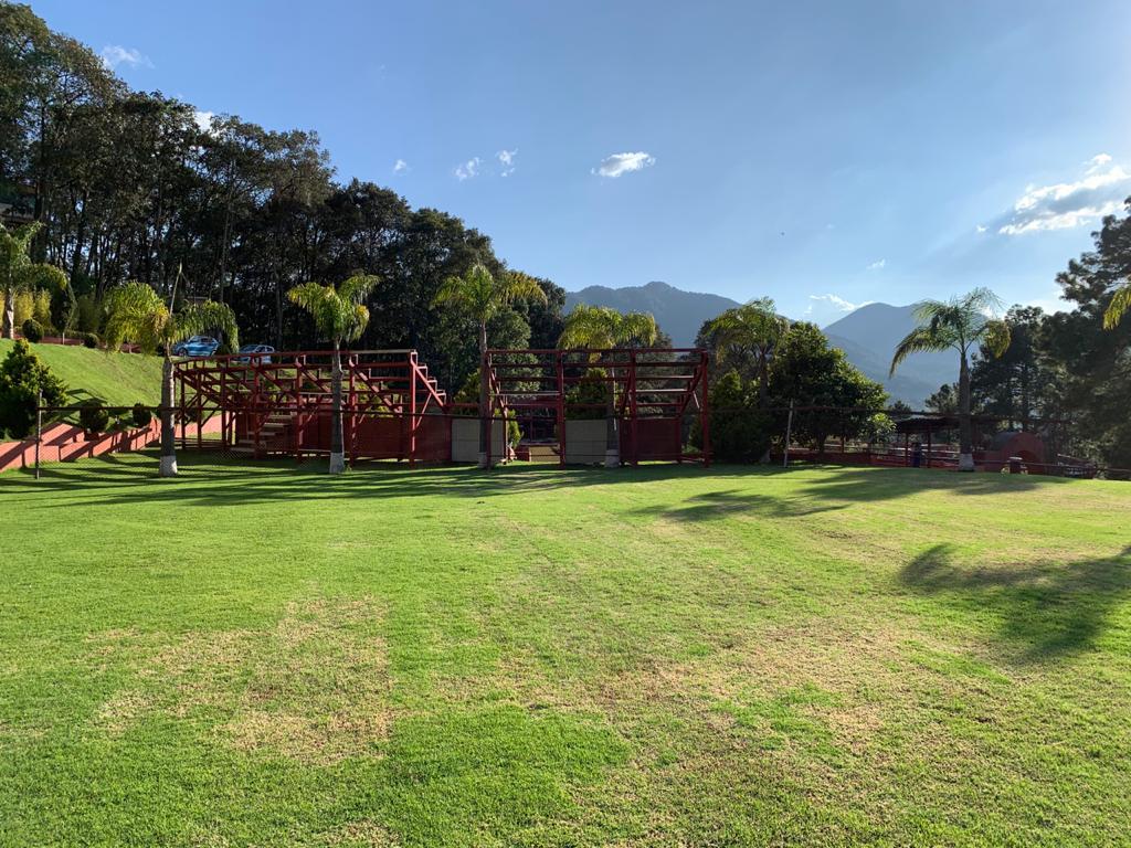 Cortijo Los Ibelles, plaza de toros, México