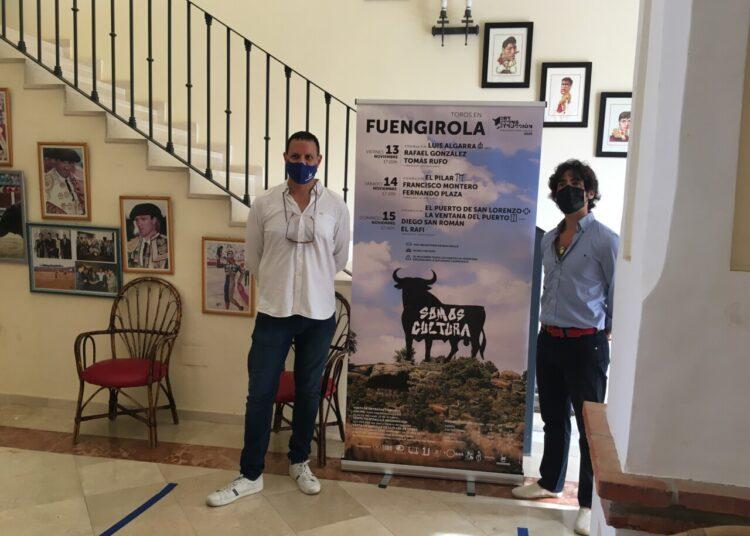 Tauroemoción presenta el cartel de las novilladas de la Gira de Reconstrucción