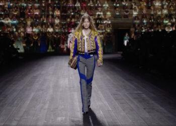 Louis Vuitton, moda taurina, chaquetillas, París, Semana de la Moda