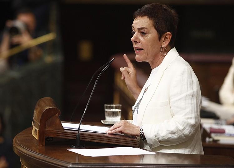 EH Bildu quiere dar lecciones de moral en el congreso atacando la tauromaquia