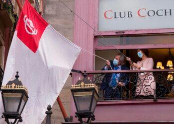 Club Cocherito de Bilbao, Bilbao, Amaya Aguirre, alcaldesa Bilbao