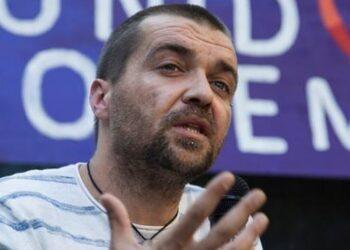 El director de Derechos de los Animales, Sergio García Torres