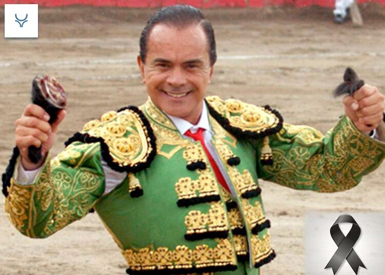 Fallece el matador de toros Edgar García 'El Dandy' víctima del coronavirus