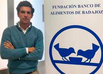 Ginés Marín, Banco de Alimentos, Badajoz