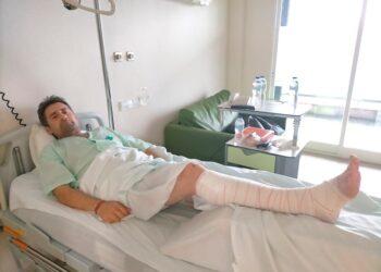 Gregorio de Jesús, ganadero, Valencia, hospital, heridos