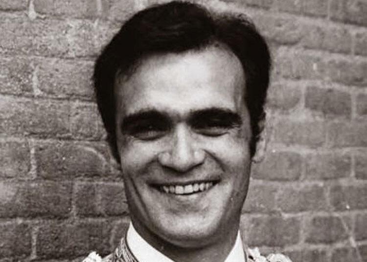 Fallece el matador de toros José Manuel Inchausti 'Tinín'