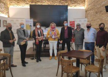 La Peña 'Francisco Montes Paquiro' inauguró la exposición 'Artoro'