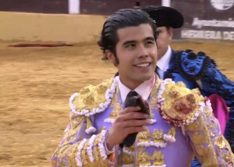 Diego San Román, Herrera del Duque, Badajoz, 'Gira de Reconstrucción'