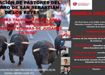 Asociación Pastores del Encierro, Sanse, San Sebastián de los Reyes, coloquio