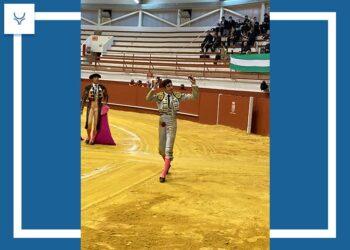 'El Melli', triunfador en la novillada fin de curso de las escuelas de Cádiz