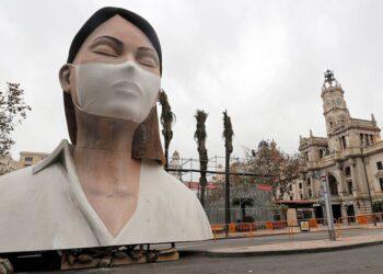 """La """"plantá"""" de las Fallas de Valencia, ¿entre mayo y julio?"""