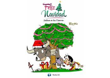 El toro verde, Feliz Navidad, Rocko, Mundotoro