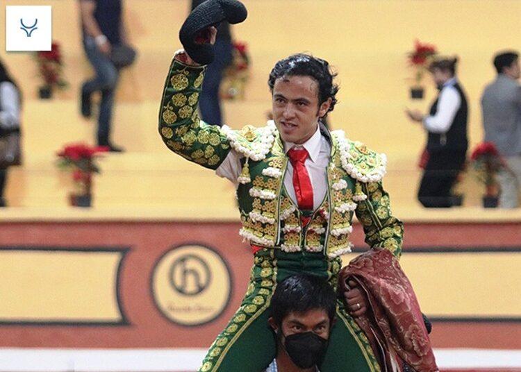 José María Macías gran triunfador de Huamantla
