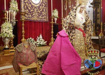 La Hermandad del Baratillo celebrará su tradicional misa de acción de gracias por la temporada taurina