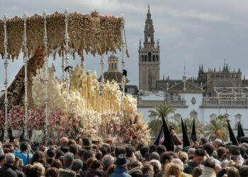 Procesión de Semana Santa en Sevilla l DIARIO DE SEVILLA