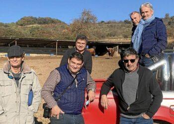 La comisión de Céret 'repasa' los toros de Reta de Casta Navarra