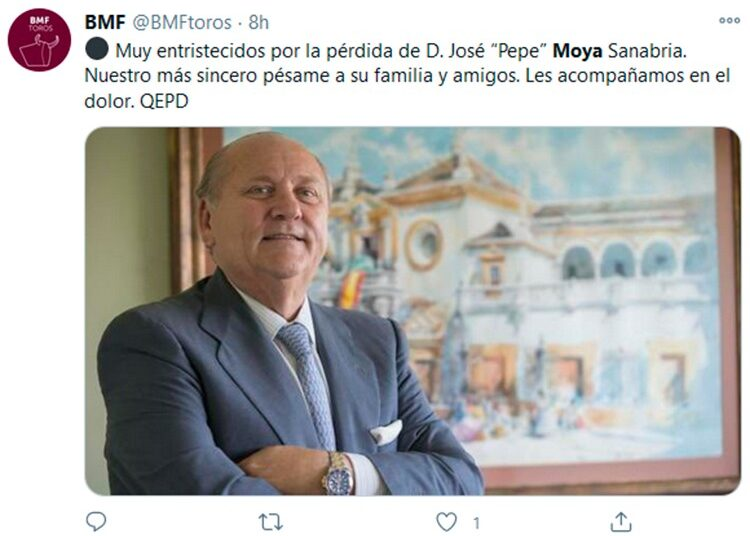 BMF, Chopera, José Moya, El Parralejo